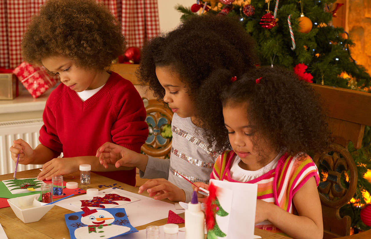 3 Ideas For Kid Made Christmas Gifts Urban Child Institute