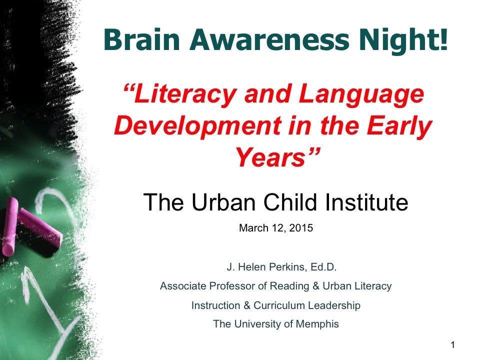 Best Practices for Enhancing Oral Language Development | Urban Child